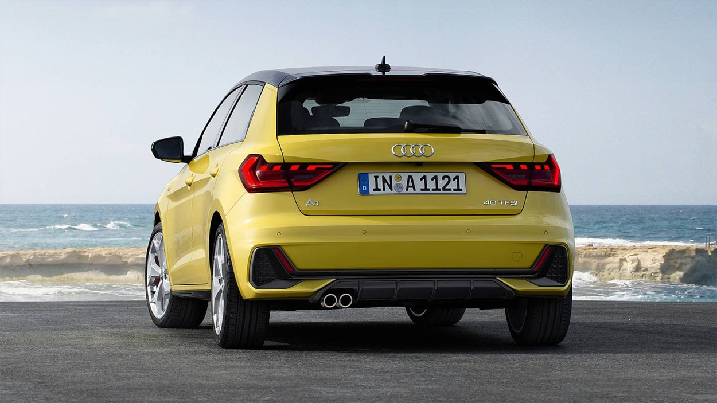Огляд автомобіля Audi A1 2018 – 2019