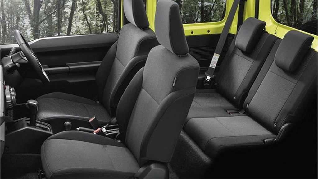 Огляд автомобіля Suzuki Jimny 2018 – 2019
