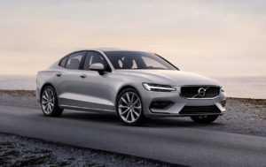 2145 Огляд автомобіля Volvo S60 2018 - 2019
