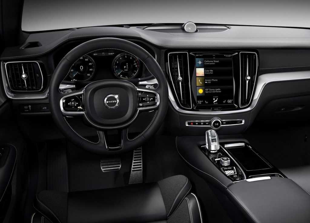 Огляд автомобіля Volvo S60 2018 – 2019