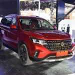 2248 Огляд автомобіля Dongfeng T5 2018 - 2019