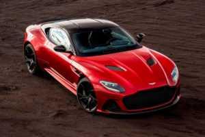 2277 Огляд автомобіля Aston Martin DBS Superleggera 2018 - 2019