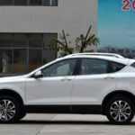 2297 Огляд автомобіля FAW Besturn X80 2018 - 2019