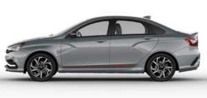 2392 Огляд автомобіля Lada Vesta Sport 2019