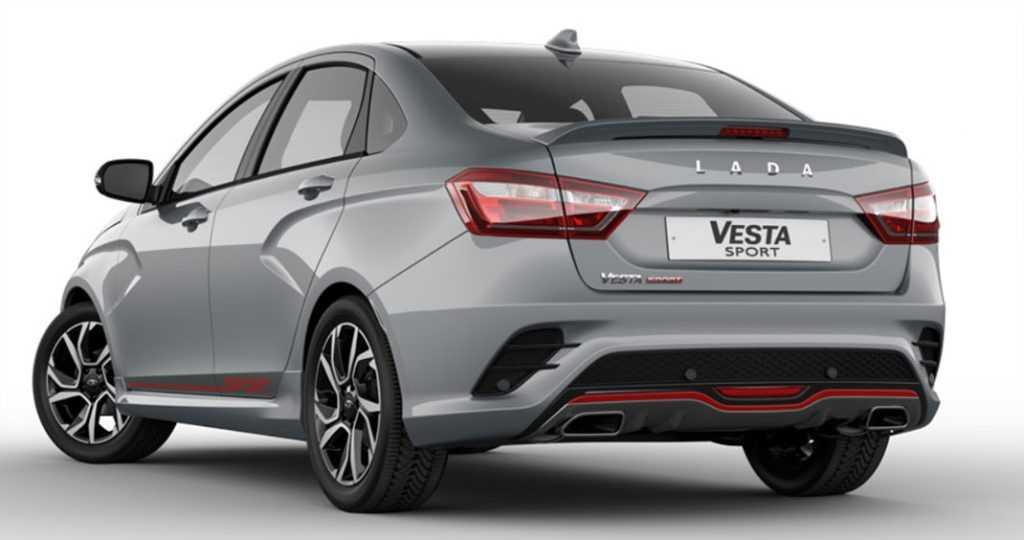 Огляд автомобіля Lada Vesta Sport 2019