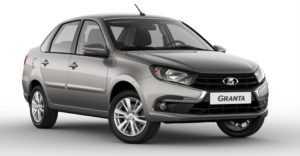 2373 Огляд автомобіля Lada Granta 2018 - 2019