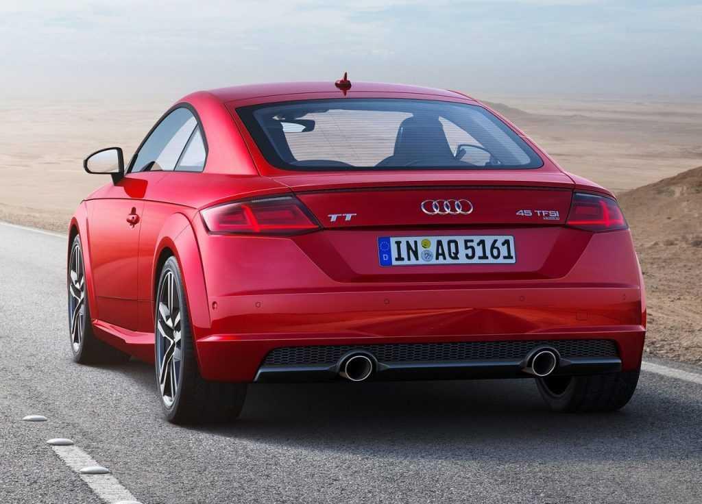Огляд автомобіля Audi TT 2018 – 2019