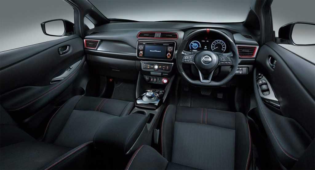 Огляд автомобіля Nissan Leaf Nismo 2018 – 2019