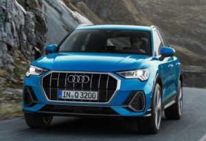 2448 Огляд автомобіля Audi Q3 2019