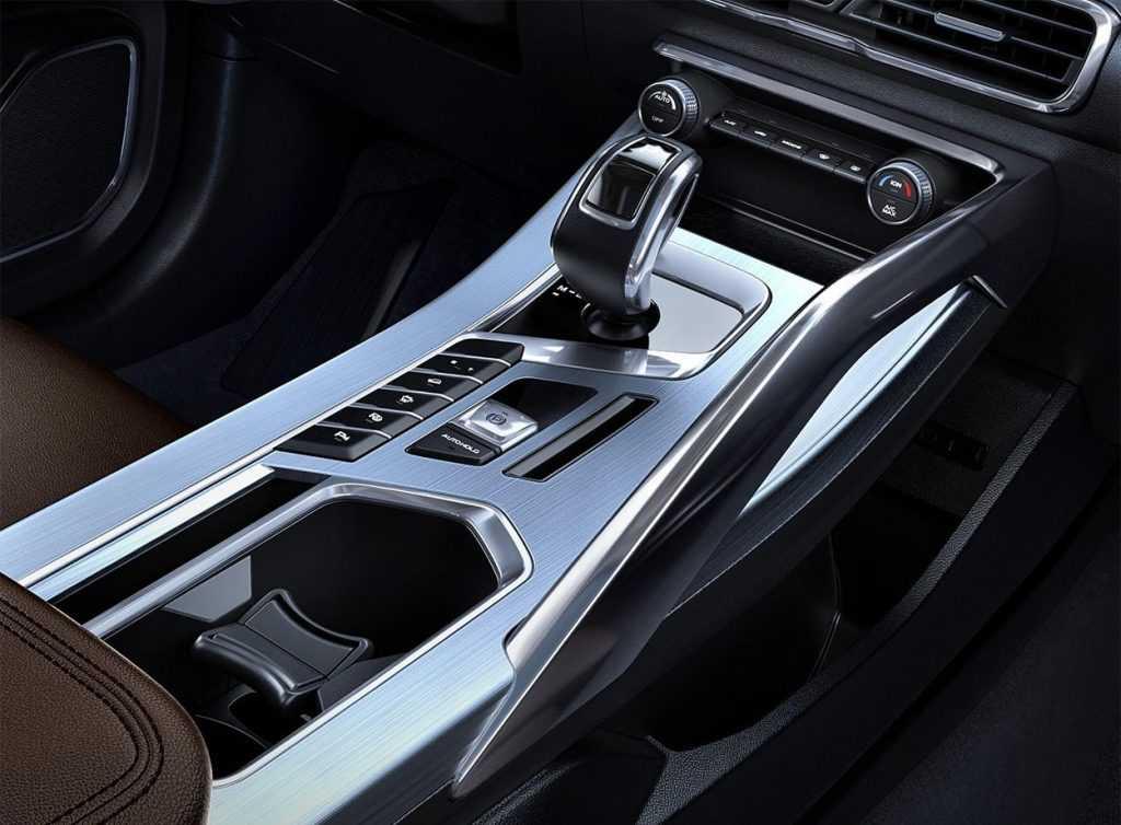Опис автомобіля Geely SX11 2018 – 2019