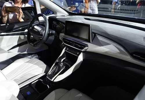 Опис автомобіля Maxus G50 2018