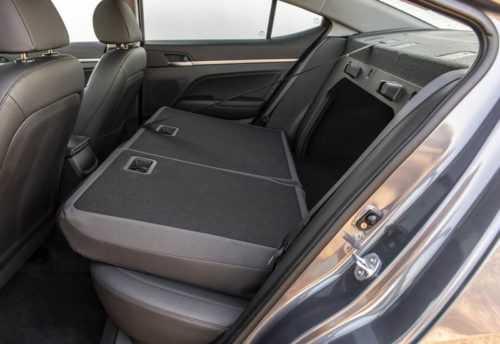 Опис автомобіля Hyundai Elantra 2019