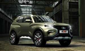 2575 Опис автомобіля Lada 4 × 4 Vision 2018 - 2019