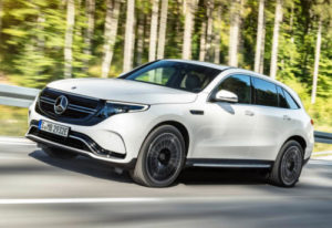 2547 Опис автомобіля Mercedes EQC 2019 - 2020