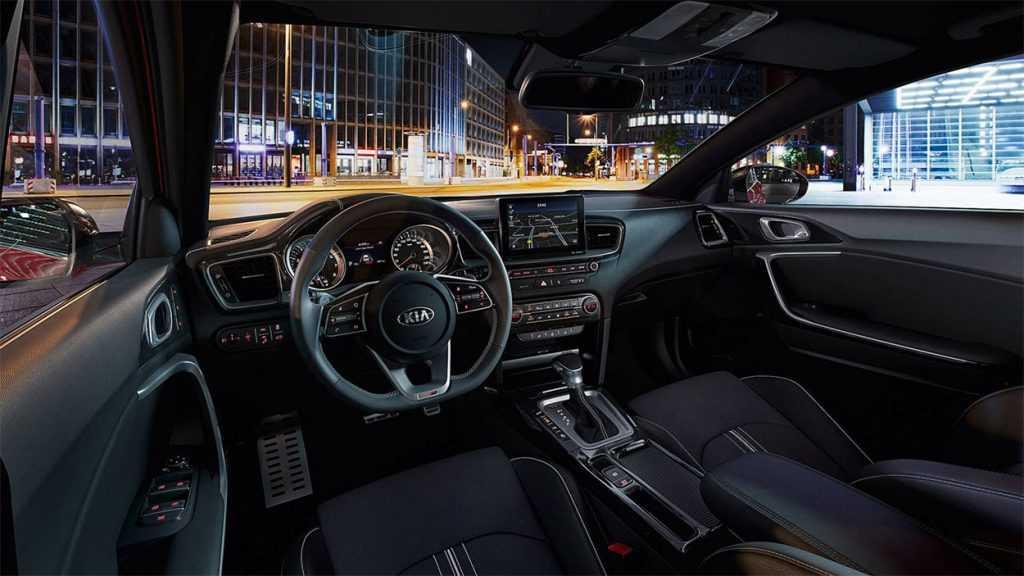 Опис автомобіля Kia ProCeed 2019 – 2020