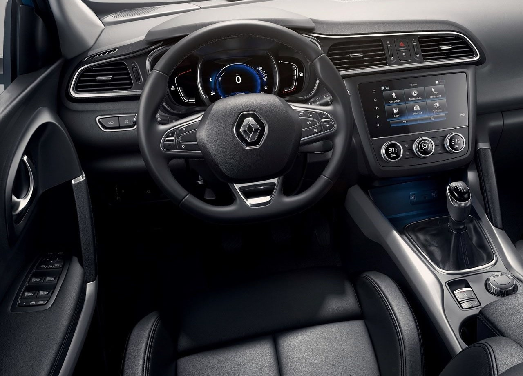 Опис автомобіля Renault Kadjar 2019 – 2020