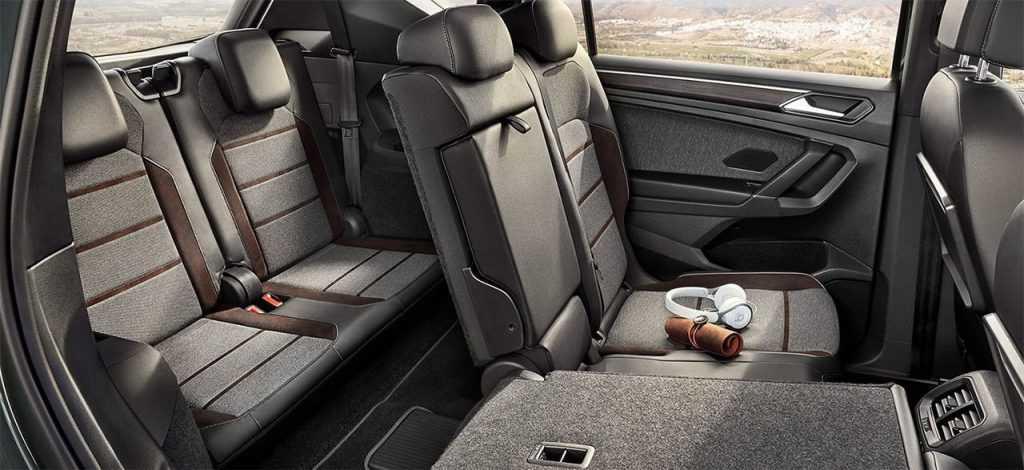 Опис автомобіля Seat Tarraco 2019