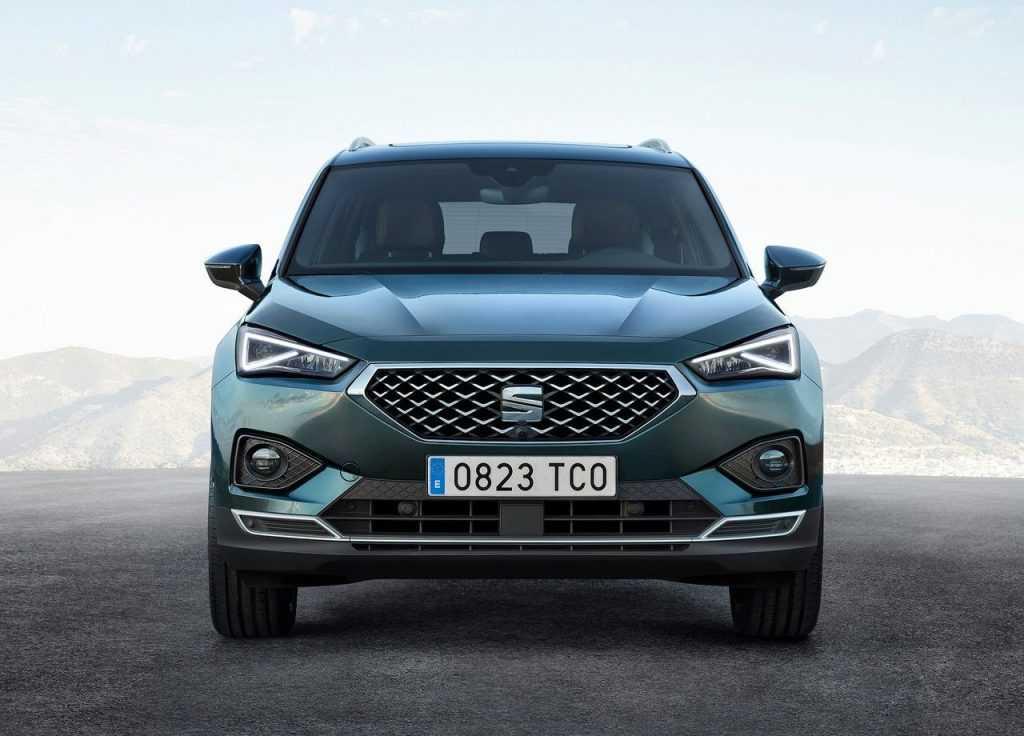 2631 Опис автомобіля Seat Tarraco 2019