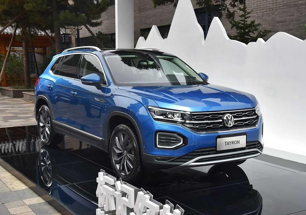 2752 Опис автомобіля Volkswagen Tayron 2019