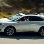2739 Опис автомобіля DS 7 Crossback E-Tense 4 × 4 2019 - 2020