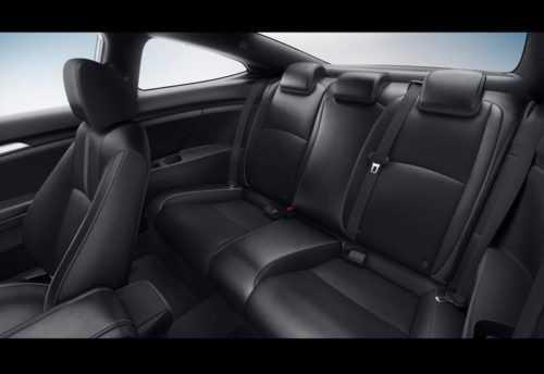 Опис автомобіля Honda Civic 2019 – 2020