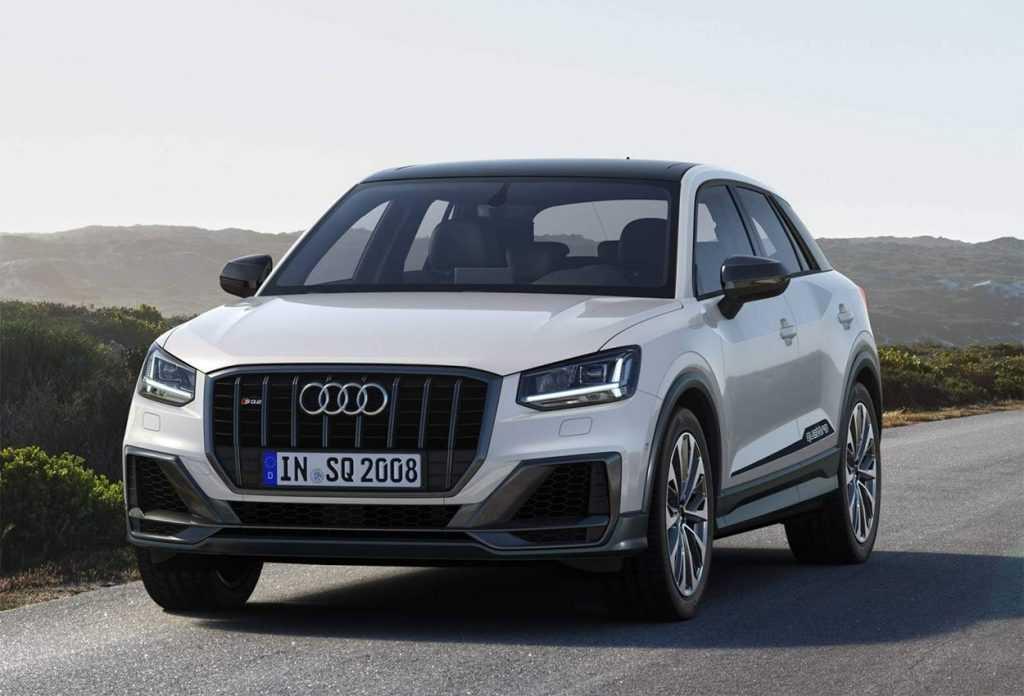 2776 Опис автомобіля Audi SQ2 2019