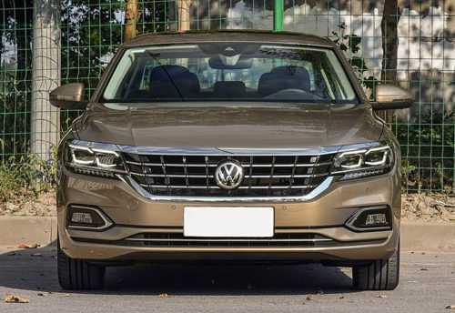 2847 Опис автомобіля Volkswagen Passat 2019 - 2020