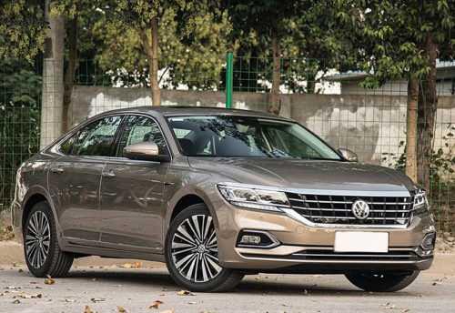 Опис автомобіля Volkswagen Passat 2019 – 2020