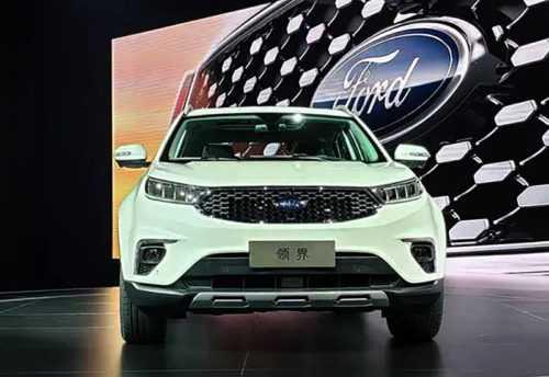 2819 Опис автомобіля Ford Territory 2019 - 2020