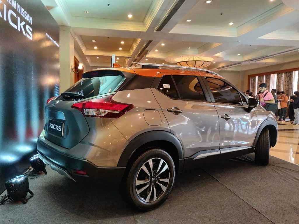 Опис автомобіля Nissan Kicks 2018 – 2019