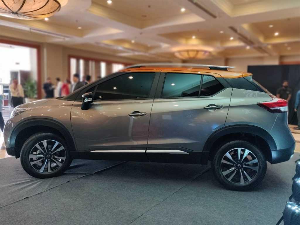 2884 Опис автомобіля Nissan Kicks 2018 - 2019