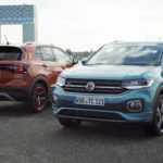 2853 Опис автомобіля Volkswagen T-Cross 2019 - 2020