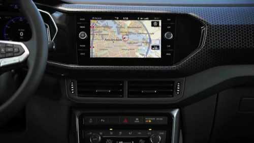 Опис автомобіля Volkswagen T-Cross 2019 – 2020