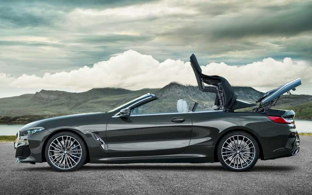 2946 Опис автомобіля BMW 8-Series Convertible 2019 - 2020