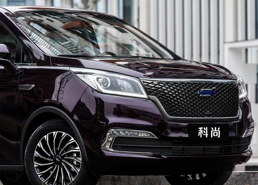 Опис автомобіля Changan COS Cosmos 2019 – 2020