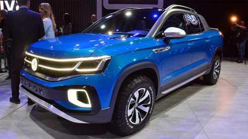 Опис автомобіля Volkswagen Tarok 2018