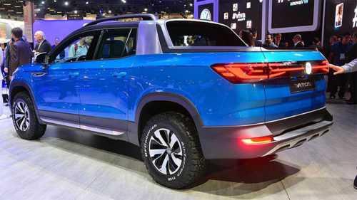 2996 Опис автомобіля Volkswagen Tarok 2018