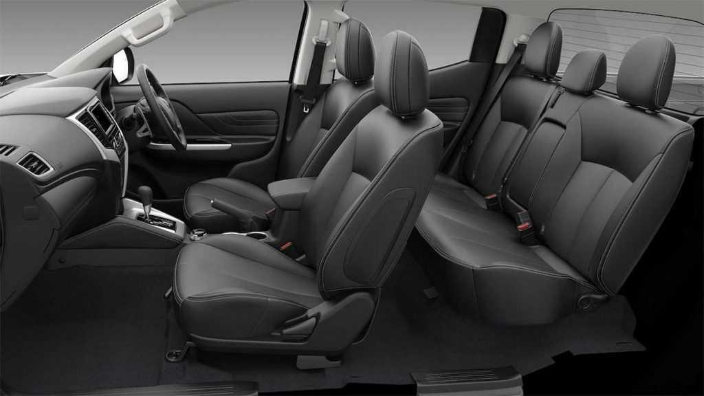 Опис автомобіля Mitsubishi L200 2019 – 2020