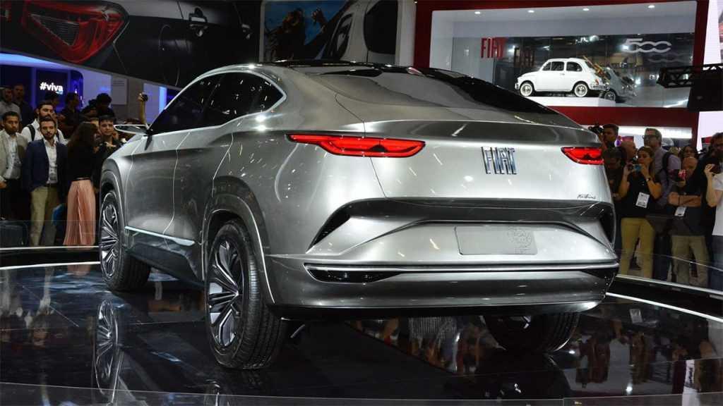 Опис автомобіля Fiat Fastback Concept 2018 – 2019
