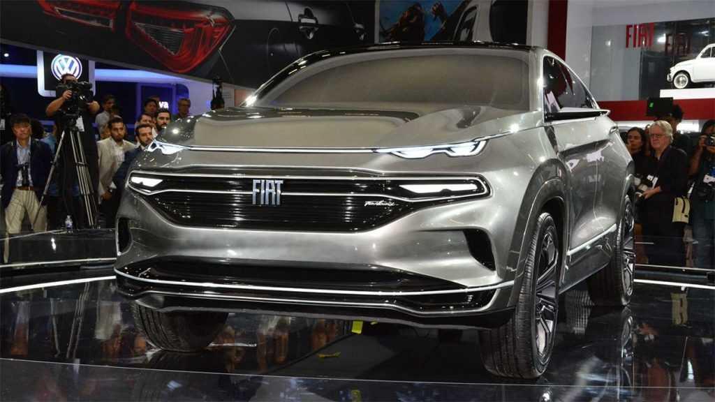 2977 Опис автомобіля Fiat Fastback Concept 2018 - 2019