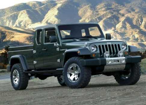 Опис автомобіля Jeep Gladiator 2019