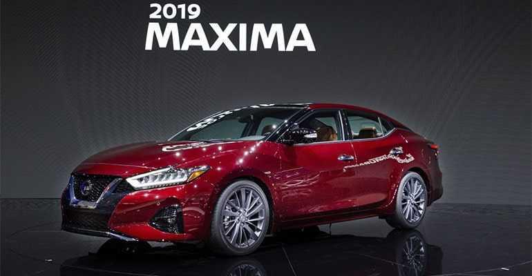 Опис автомобіля Nissan Maxima 2019 – 2020
