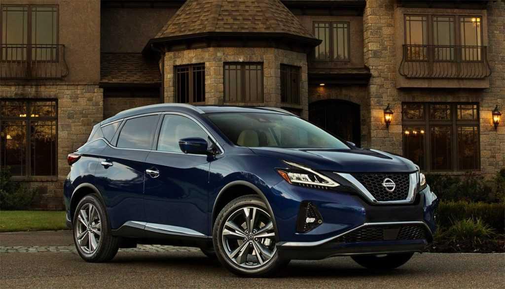 Опис автомобіля Nissan Murano 2019