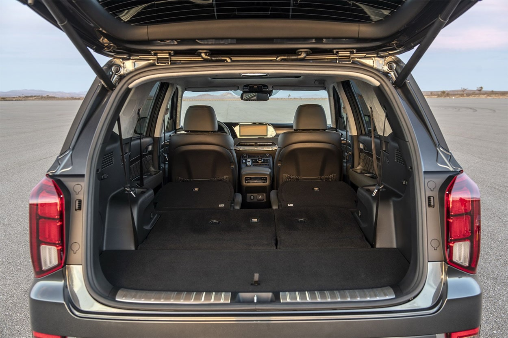 Опис автомобіля Hyundai Palisade 2019 – 2020