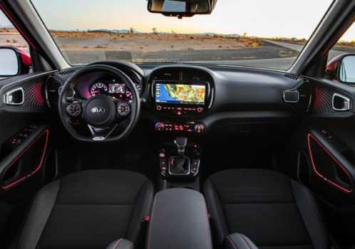 Опис автомобіля KIA Soul 2019