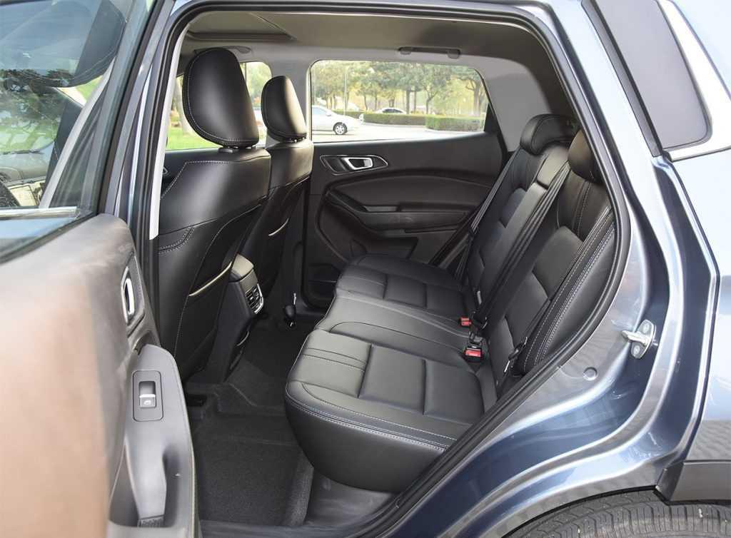 Опис автомобіля Chery Tiggo 4 2019 – 2020