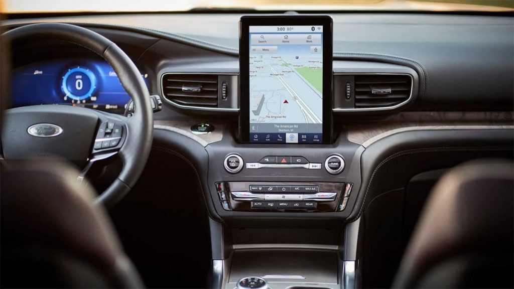 Опис автомобіля Ford Explorer 2019 – 2020