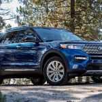 3152 Опис автомобіля Ford Explorer 2019 - 2020