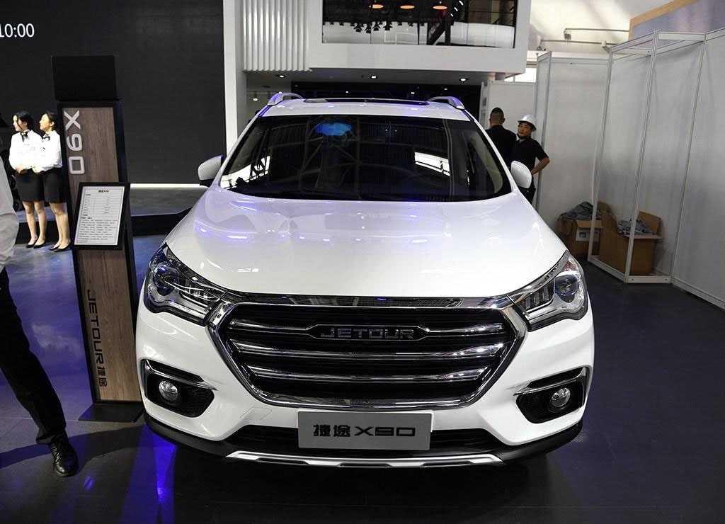 3219 Опис автомобіля Jetour X90 2019 - 2020