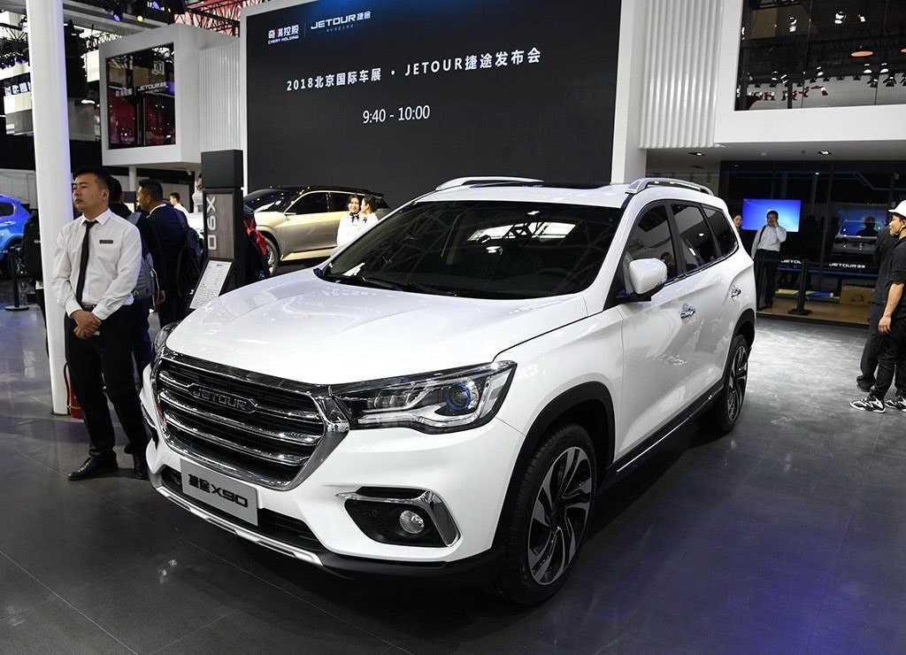 Опис автомобіля Jetour X90 2019 – 2020